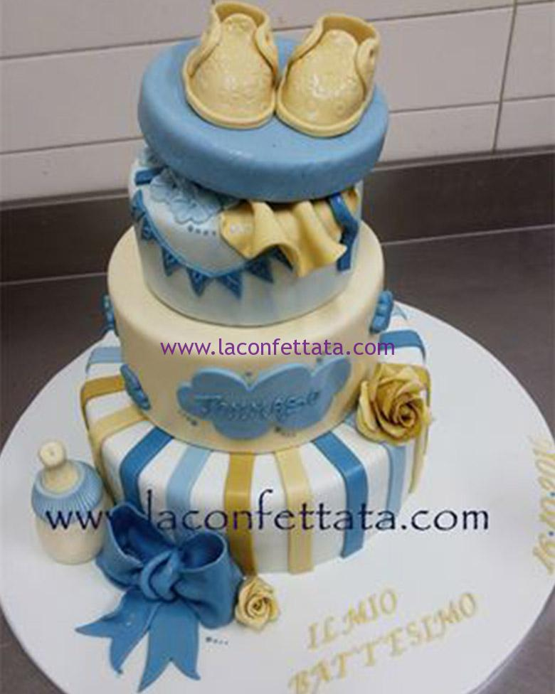 torta battesimo, torta originale battesimo,