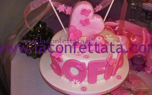 torta per compleanno bambina, torta per ricorrenza