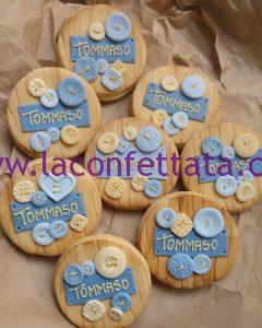biscotti bottoni