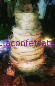 torta matrimonio originale