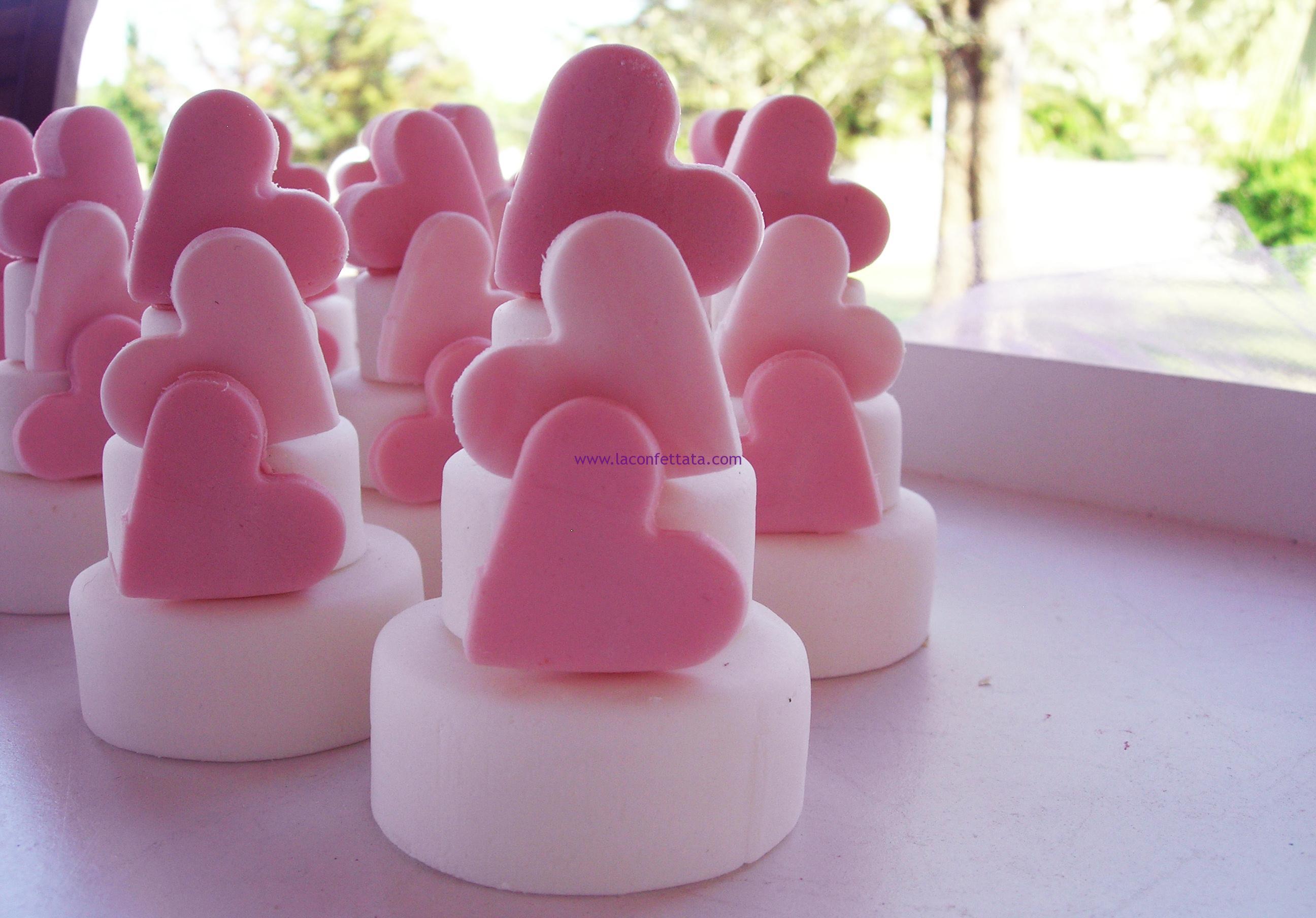 mini cakes bomboniera matrimonio