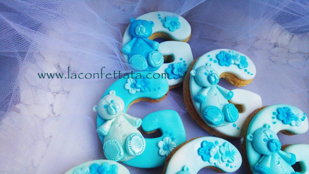 biscotti bomboniera, segnaposto battesimo