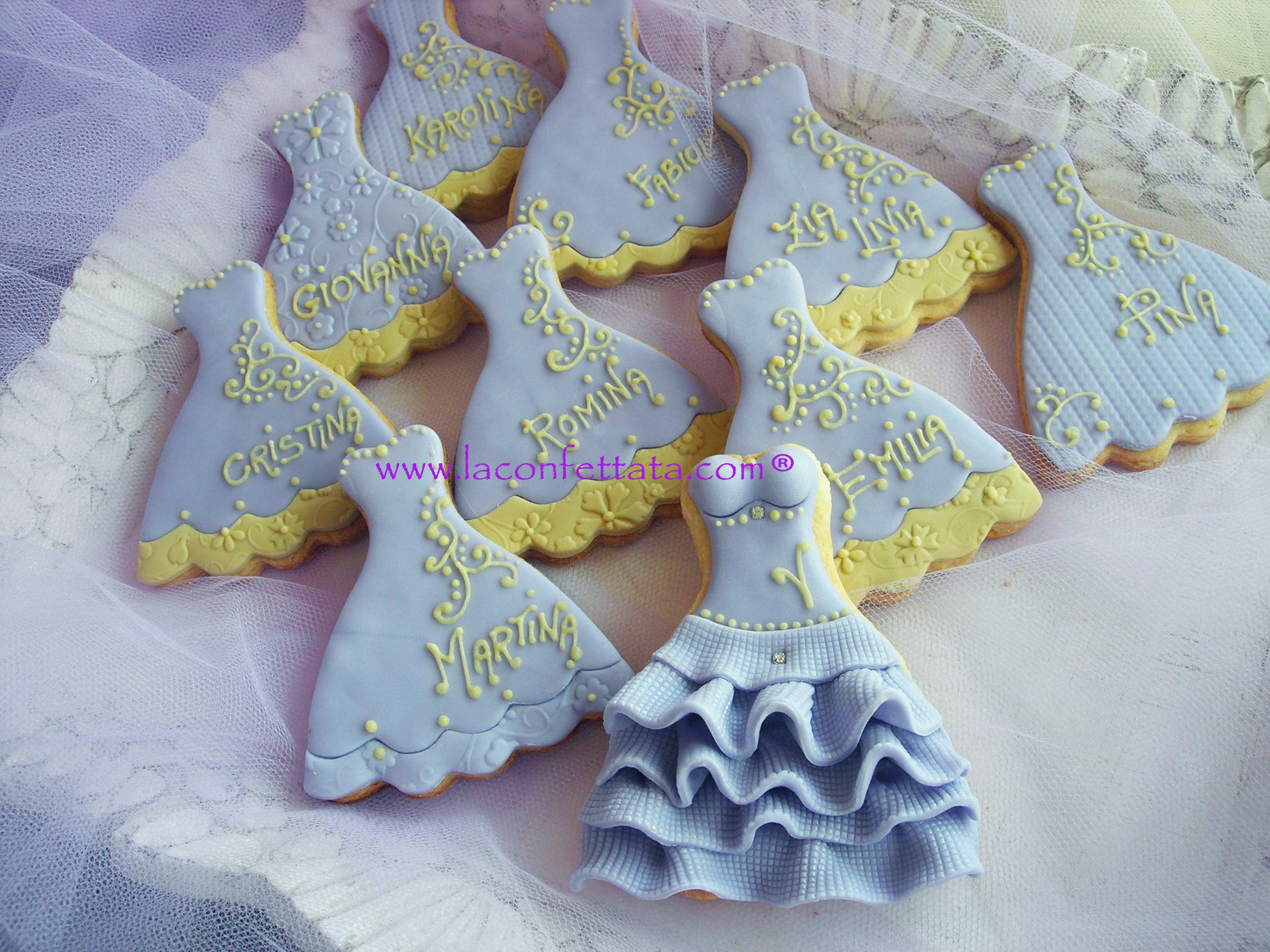 biscotti decorati comunione, segnaposto eleganti, segnaposto decorati, biscotti decorati