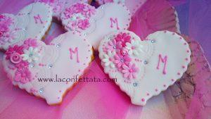Biscotti decorati segnaposto, segnaposto battesimo