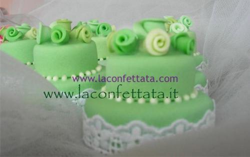mini-cake-matrimonio-segnaposto-nastrino-roselline-toni--verde