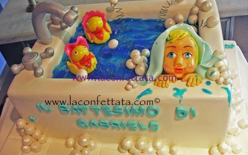torte-battesimo-lavandino