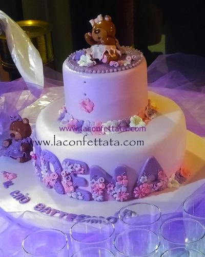torte-battesimo-orsetti-viola